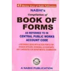 CPWD Compilation of Book of Forms