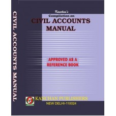 CIVIL ACCOUNTS MANUAL (Approved as a Reference Book)