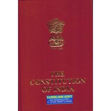 CONSTITUTION OF INDIA (Govt. of India Publication)