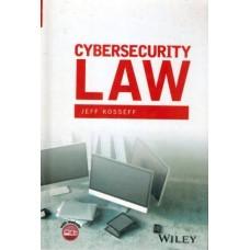 Cybersecurity Law  (English, Hardcover, Jeff Kosseff)
