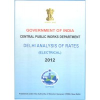 CPWD Delhi ANALYSIS of Rates (ELECTRICAL) 2012