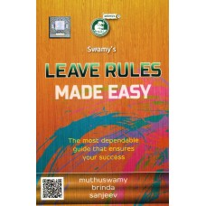Leave Rules Made Easy - 2019