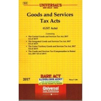 GOODS AND SERVICES TAX ACTS