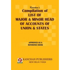 LIST OF MAJOR & MINOR HEAD OF ACCOUNTS (Approved As a Reference Book)