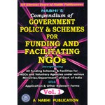 Comp. of Govt Policy & Schemes for Funding & Facilitating NGOs