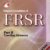 FR & SR Part- 2 (TA Rules) PAPER-2