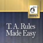 T.A. Rules Made Easy G-1