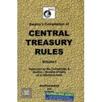 Central Treasury Rules Vol. I