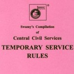 CCS Temporary Service Rules