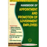 HAND BOOK OF APPOINTMENT AND PROMOTION OF GOVERMENT EMPLOYEES