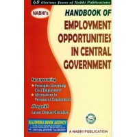 HANDBOOK OF EMPLOYMENT OPPRTUNITIES IN CENTRAL GOVERNMENT