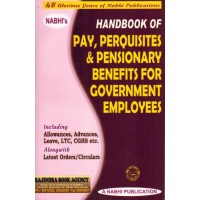 HANDBOOK PAY,PERQUISITES & PENSIONARY BENEFITS FOR GOVERMENT EMPLOYEES