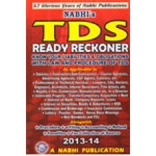 TDS Ready Reckoner-2013-14 (Nabhi)