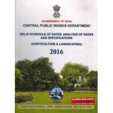 CPWD D.S.R. ANALAYSIS OF RATE AND SPECIFICATION (HORTICULTURE & LANDSCAPING)