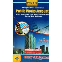 PC-12,16  PUBLIC WORKS ACCOUNTS (MCQ)