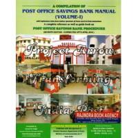 POST OFFICE SAVING BANK MANUAL Vol- 1