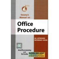 Manual on Office Procedure (S-3)