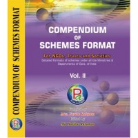 Compendium of Schemes Format for NGOs Trusts and Societies vol-2